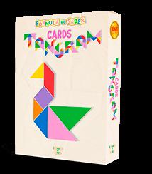 Atividades Alfabetização - Cards Tangram