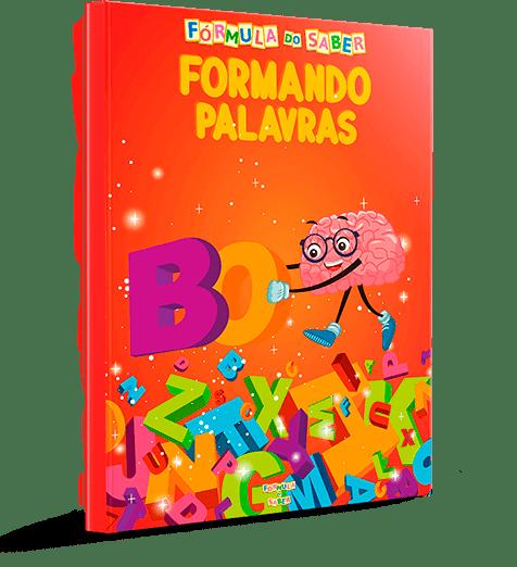 Atividades Alfabetização - Formando Palavras