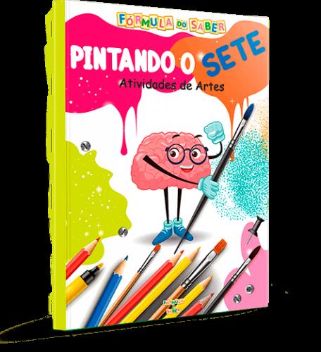 Atividades Alfabetização - Pintando o Sete